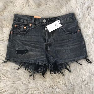 NWT Levi 501 shorts